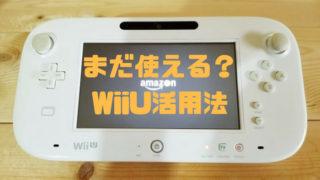 Wii UでAmazonプライムビデオをみる