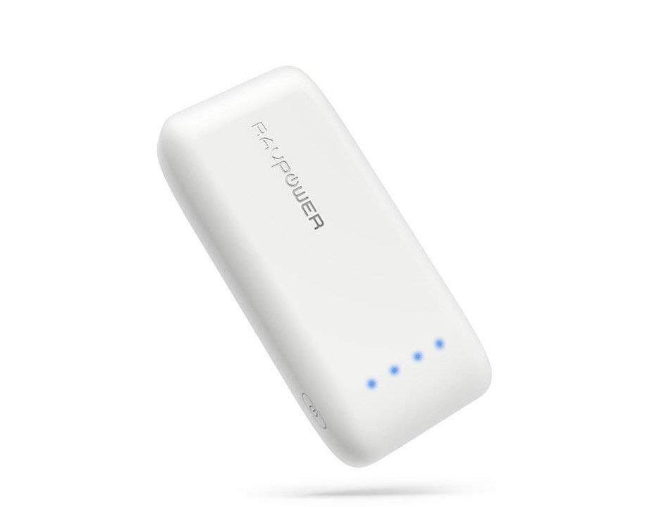 RAVPower 6700mAh モバイルバッテリー