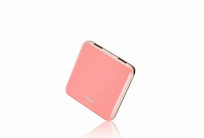 モバイルバッテリー 軽量 小型 薄型 10000mah