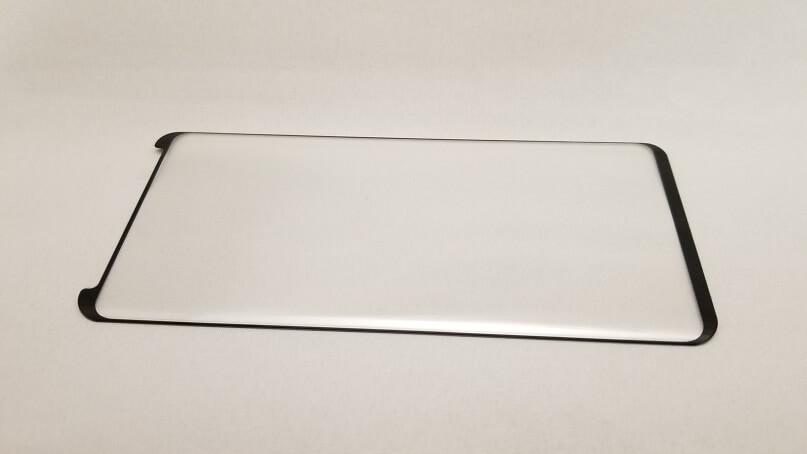 Samsung Galaxy S9 Plus用強化ガラスフィルム