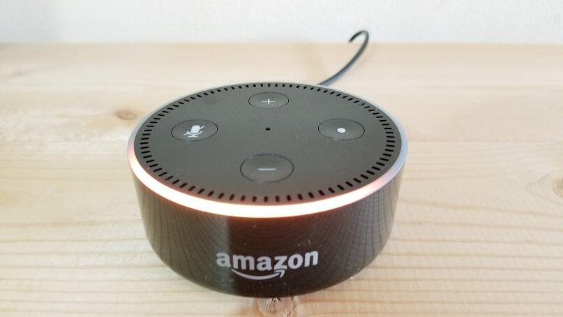 Echo Dotの設定