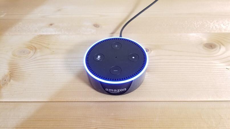 Echo Dotの使い方