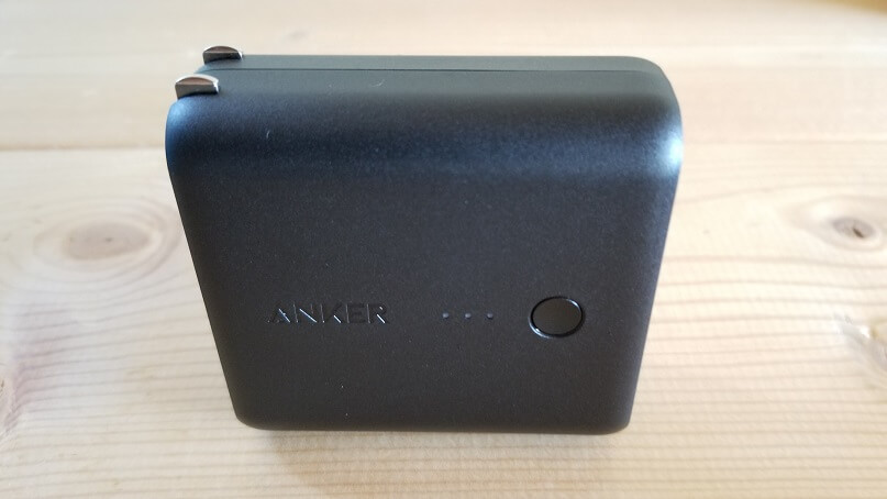 Anker PowerCore Fusion 5000のスペック