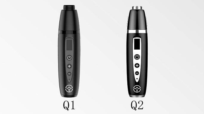 Q1とQ2の比較