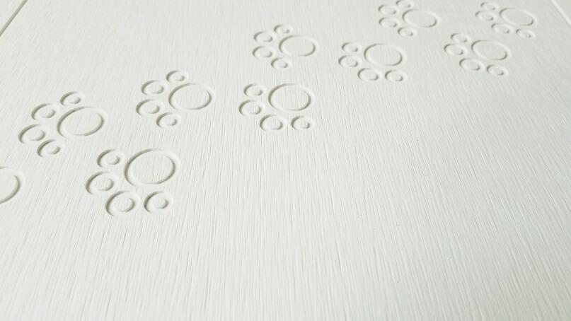 モダンテコの珪藻土バスマット