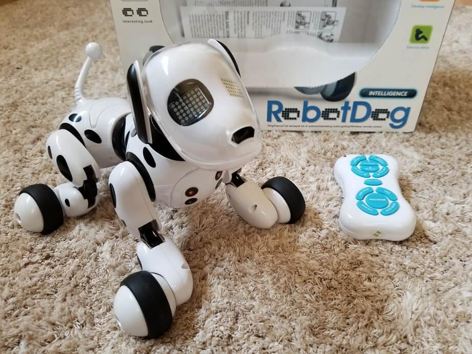 ロボット犬 DIMEI 9007A