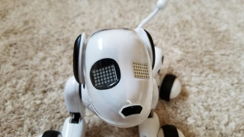 GEARBESTのロボット犬DIMEI 9007A
