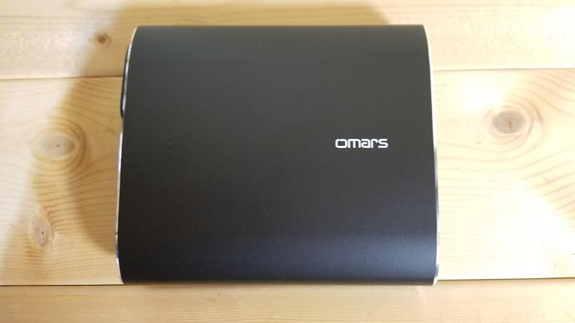 omars(オマール)モバイルバッテリー26,800mAh