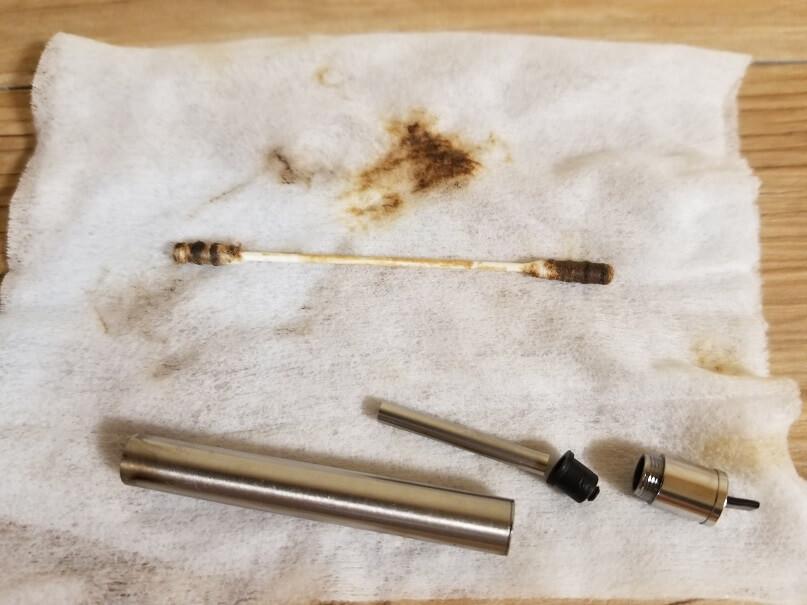 加熱式タバコACE(エース)のメンテナンス方法