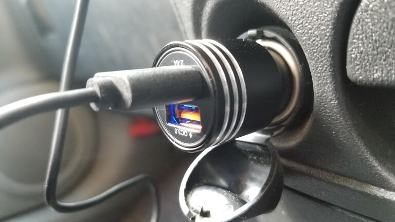 Autowit Qiワイヤレス充電器 車載ホルダー
