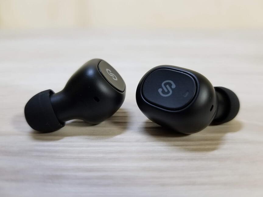SoundPEATS(サウンドピーツ) Q32の操作