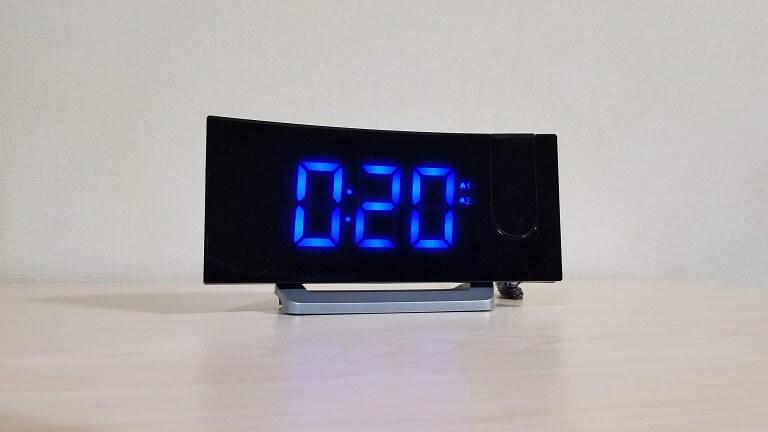 MPOWデジタル時計/目覚まし時計レビュー