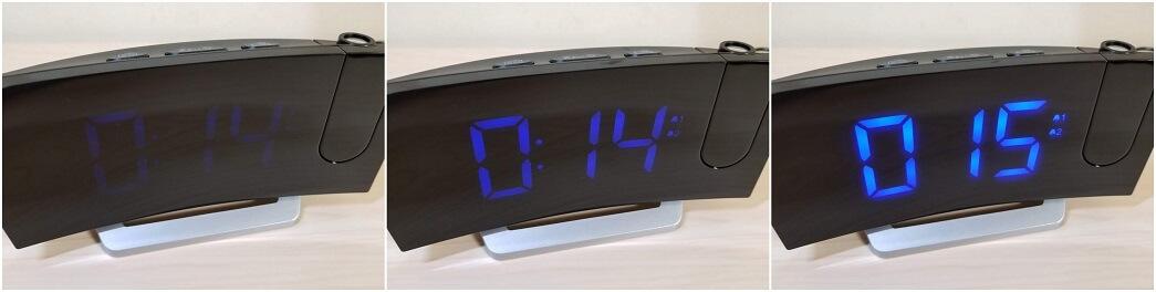 MPOWデジタル時計レビュー