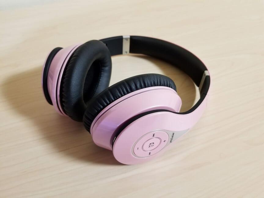 Mpow 密閉型 Bluetoothヘッドホン