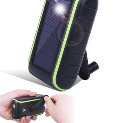Chargi-Q mini(チャージックミニ)ソーラーチャージャーモバイルバッテリー