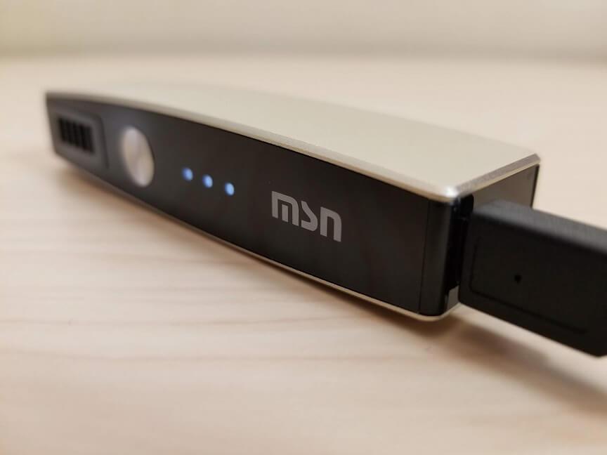 MSN M1の外観