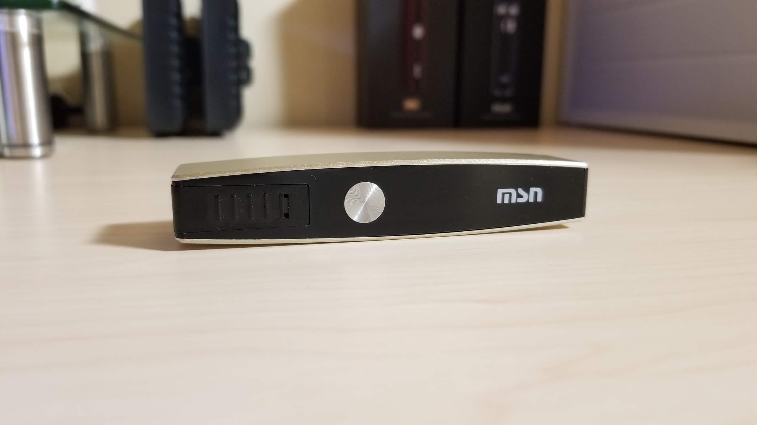 IQOS互換機「MSN M1」レビュー
