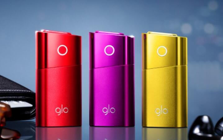 glo series 2 mini