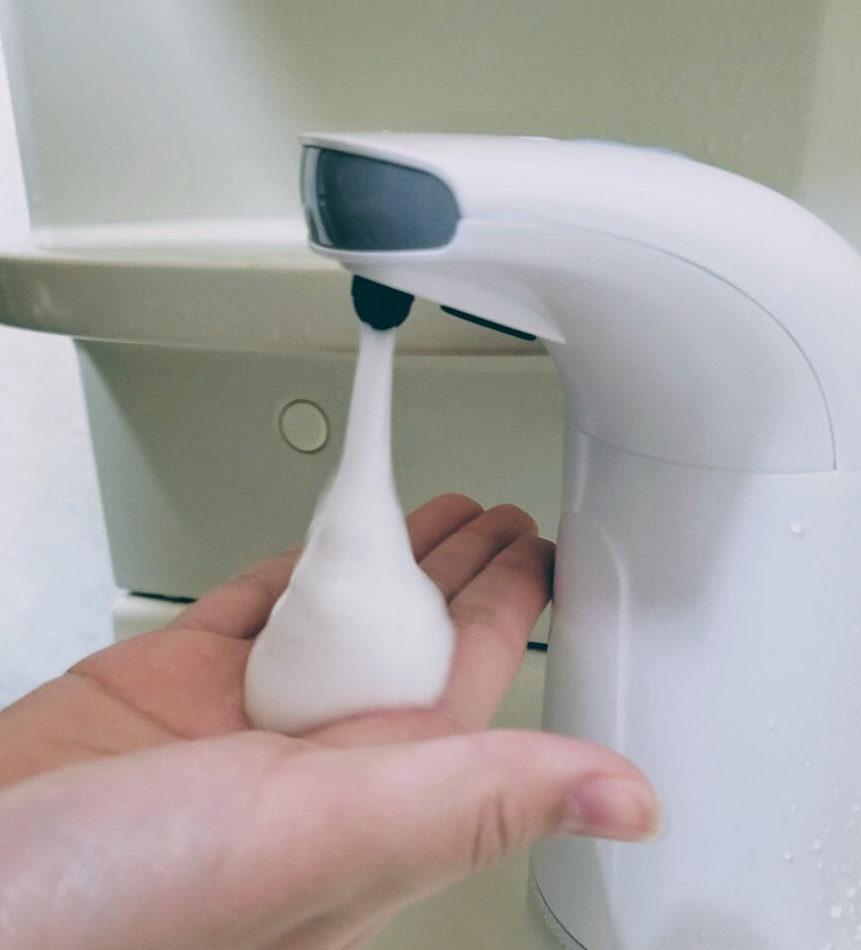 2019年最新版Topbasicの泡タイプ自動ソースディスペンサーの使い方