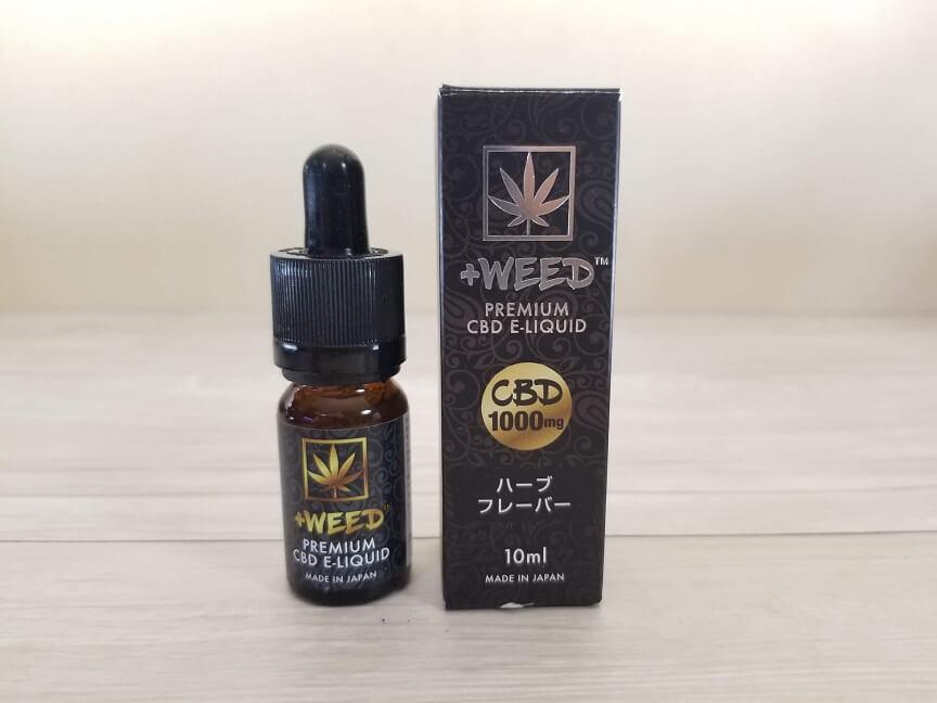 +WEEDのハーブフレーバー10%