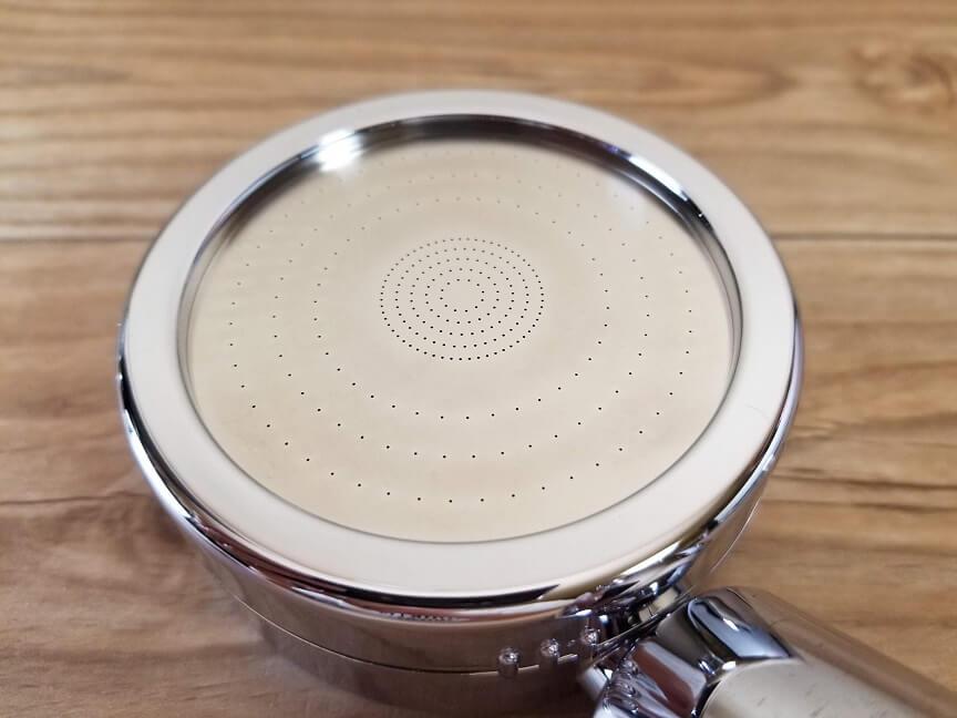 topbasicの3D節水シャワーヘッドの節水効果