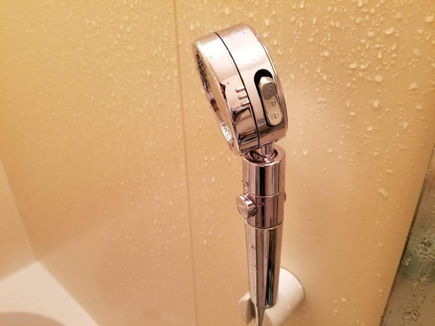 topbasicの3D節水シャワーヘッドの使い方