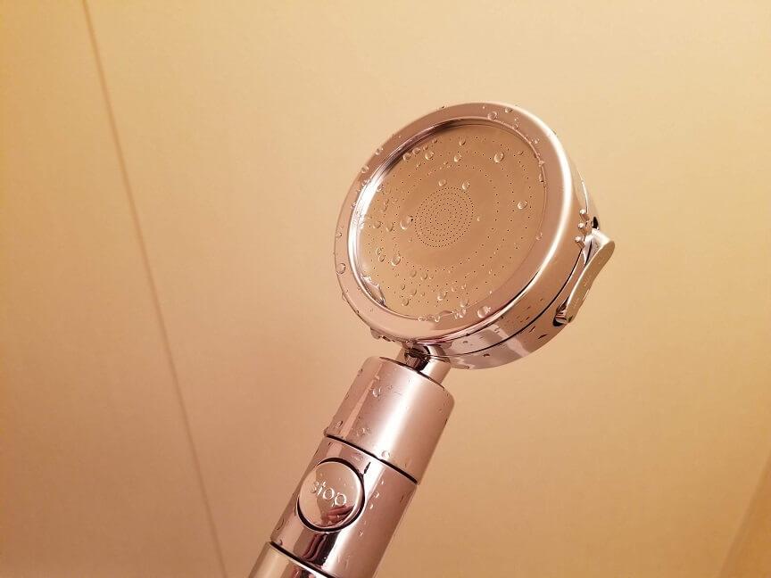 Topbasic 3D 節水シャワーヘッド