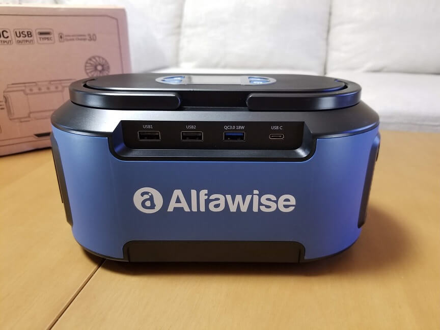 Alfawise S420のレビュー