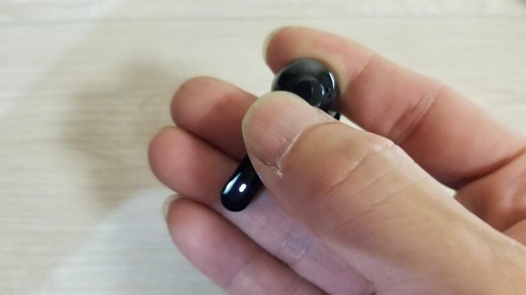 SoundPEATS TruePodsの使い方