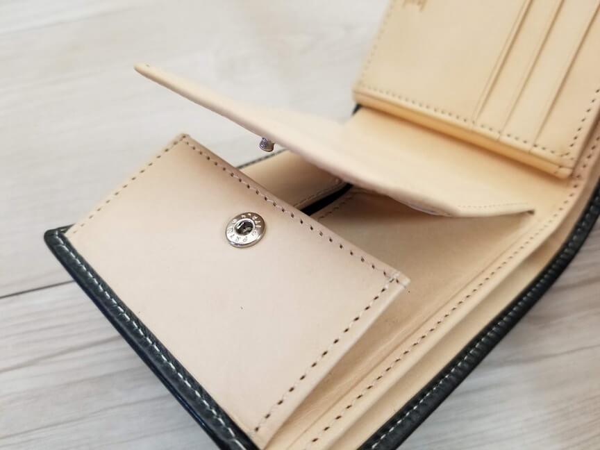BOX型のコインケース