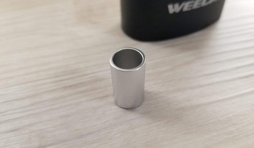 WEECKE C-Vaper3.0の専用スペーサー