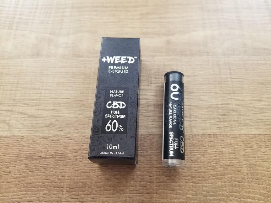+WEED(プラスウィード)のフルスペクトラム60%