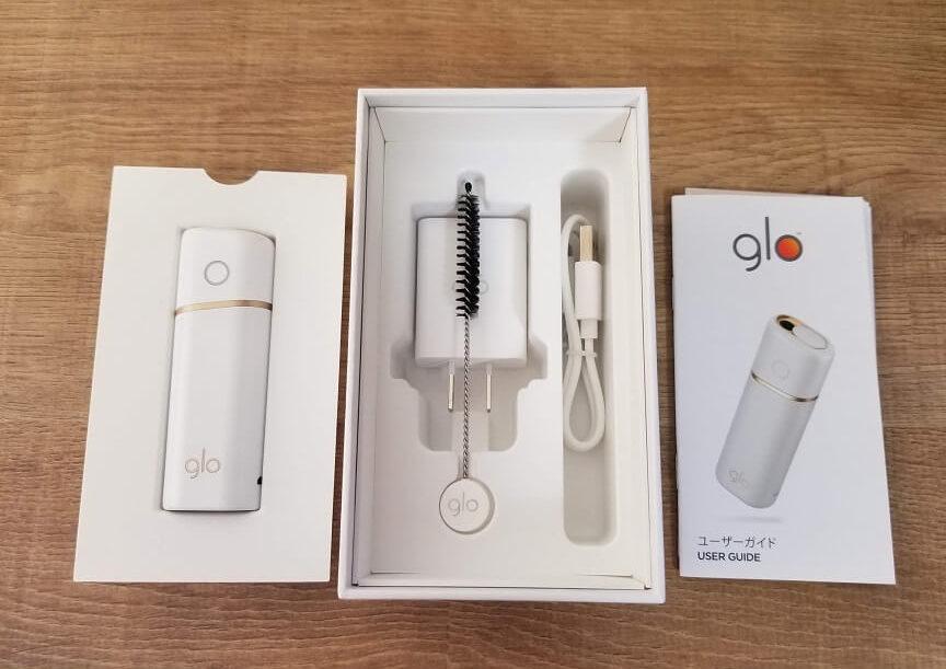 glo nano(グローナノ)のパッケージ