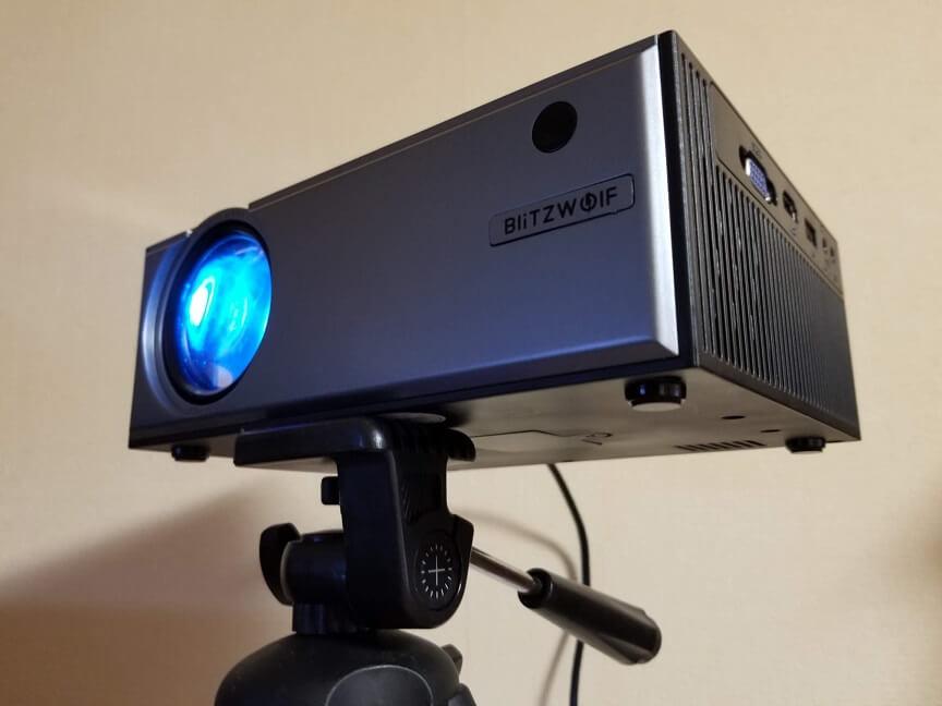 Blitzwolf®BW-VP1 LCDプロジェクター