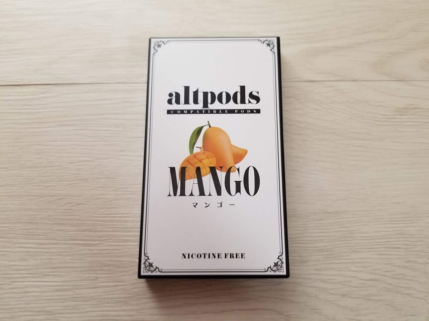 altpodsのマンゴー