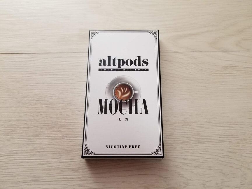 altpodsのモカ
