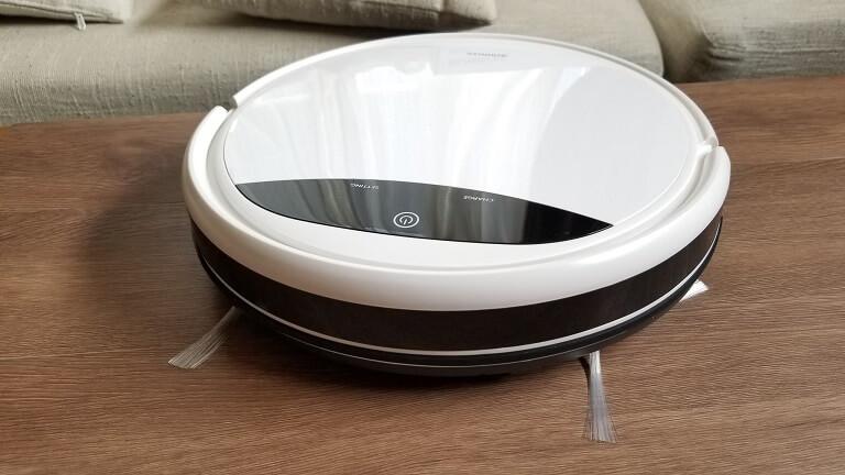 モダンデコのロボット掃除機PASEP bl01レビュー