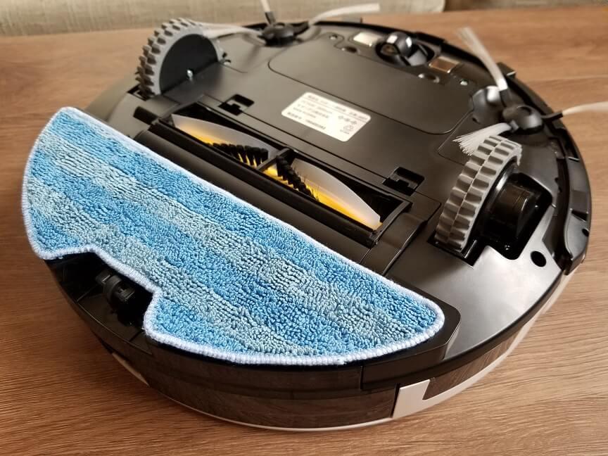 モダンデコのロボット掃除機PASEP bl01の感想
