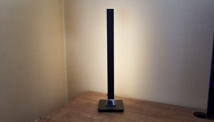 間接照明LEDライトLombaton(ロンバトン) レビュー