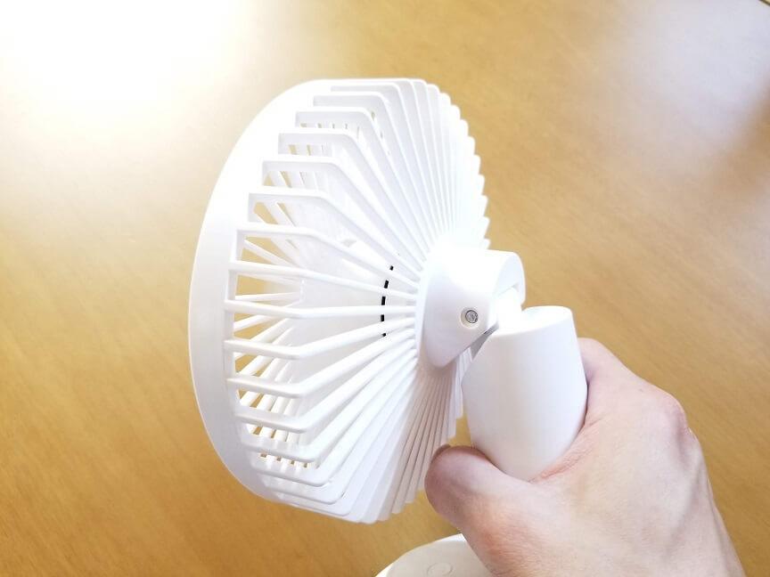 Dreamegg卓上扇風機DG-F04の感想