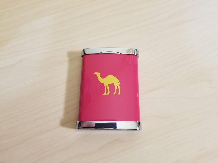 CAMELオリジナル カランダッシュ携帯灰皿