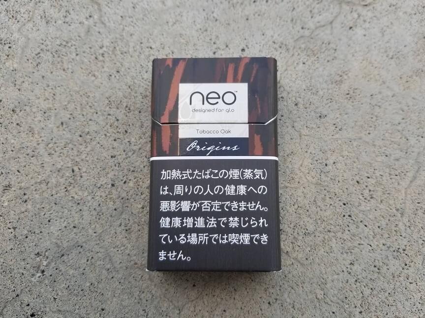 ネオ・タバコ オーク・スティック