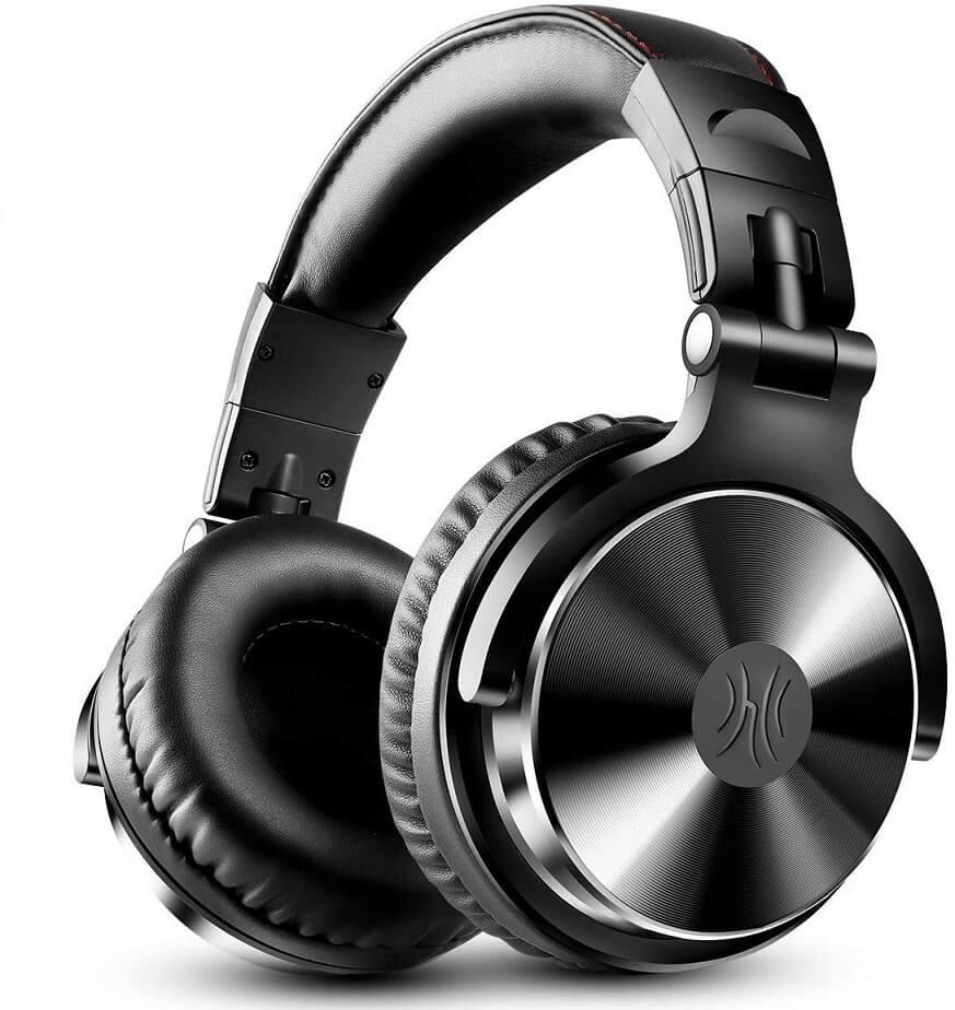 OneOdio Pro-10のヘッドホン