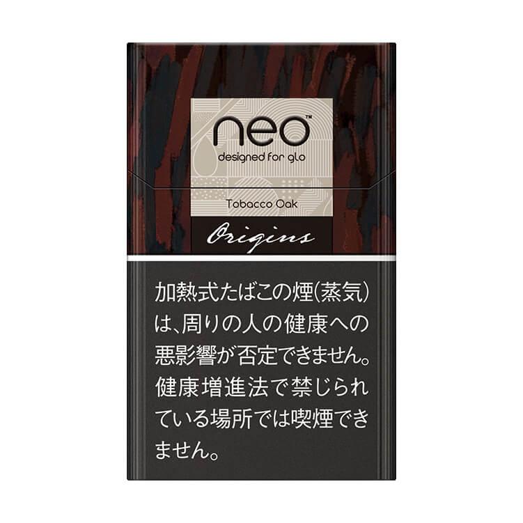 ネオ・タバコ・オーク・スティック・glo hyper用