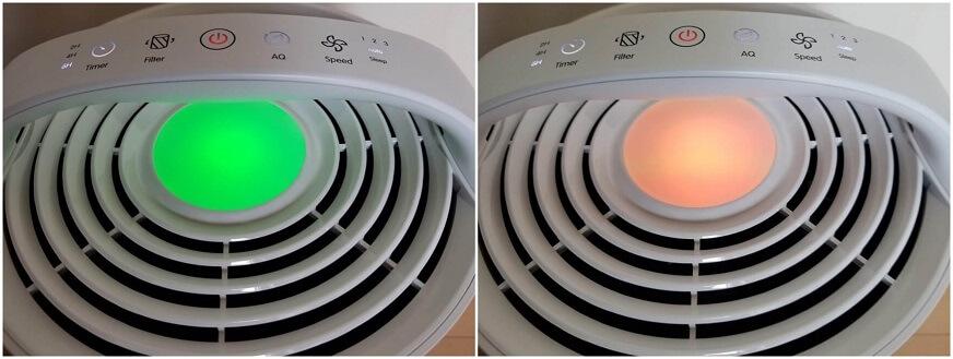 HIMOX-H03空気清浄機の使い方