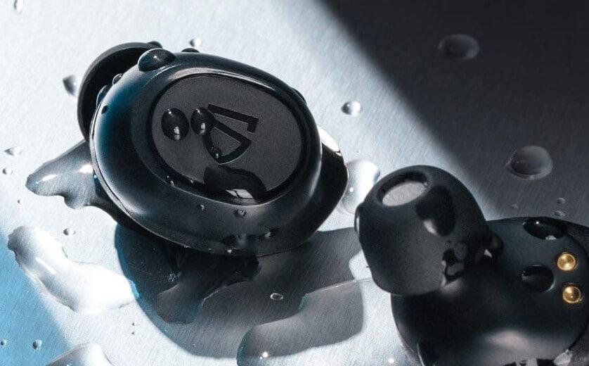 SOUNDPEATS Truefree2の防水性能