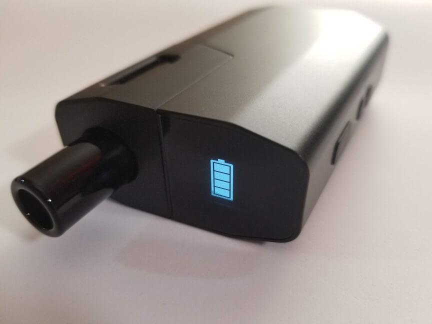 WEECKE FENiX mini PROのバッテリー