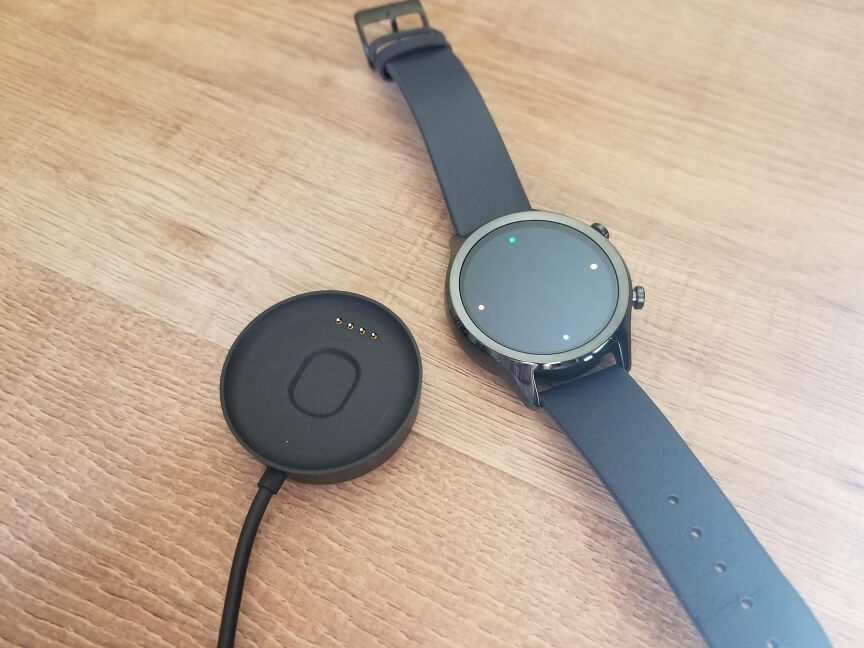 TicWatch C2+の充電
