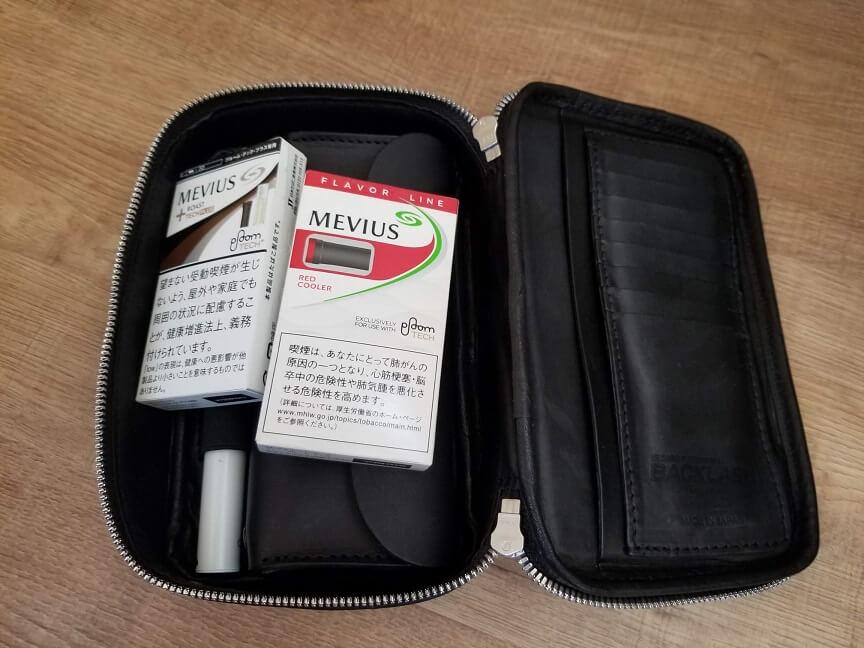 ISAMU KATAYAMA BACKLASH プルーム マルチケース