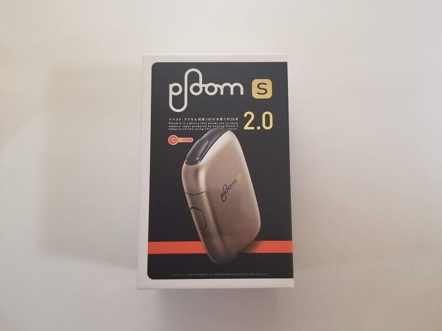 プルームエス2.0 クラシックゴールド